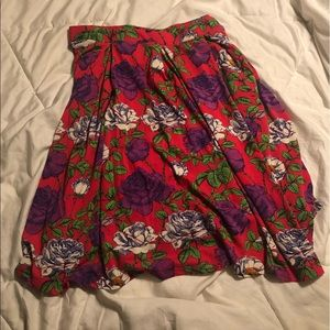 LuLaRoe Madison 2XL Floral